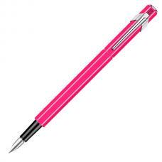 Перьевая ручка Caran d'Ache (Карандаш) 849 Fluo Pink Fountain Pen Fine