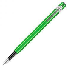 Перьевая ручка Caran d'Ache (Карандаш) 849 Fluo Green Fountain Pen X-Fine