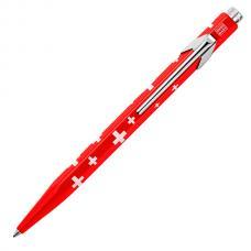 Шариковая ручка Caran d`Ache 849 Totally Swiss