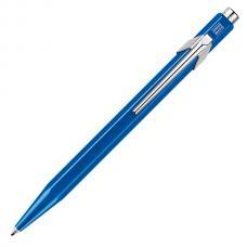 Ручка шариковая Carandache Office Popline Metal-X Blue