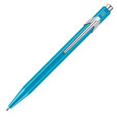 Ручка шариковая Carandache Office Popline Metal-X Turquoise