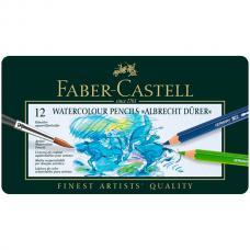 Акварельные карандаши Faber Castell ALBRECHT DURER, набор 12 цветов