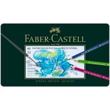 Акварельные карандаши Faber Castell ALBRECHT DURER, набор 60 цветов