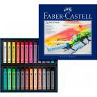 Мягкие мелки Faber Castell GOFA, набор 24 цвета
