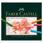 Пастель Faber Castell POLYCHROMOS, набор 24 цвета