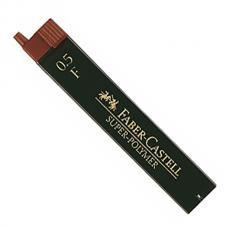 Грифели Faber-Castell Super Polymer F 0.5мм