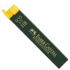 Грифели Faber-Castell Super Polymer HB 0.3мм