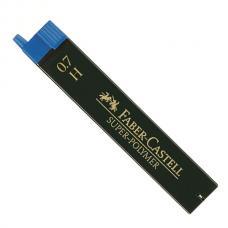 Грифели Faber-Castell Super Polymer H 0.7мм