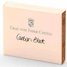 Черные картриджи с чернилами Graf von Faber-Castell Carbon Black