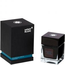 Синие чернила во флаконе Montblanc Ink Bottle 50 ml Elixir Parfumeur, Marine Scent, Blue