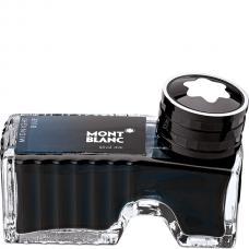 Темно-синие чернила во флаконе Montblanc Midnight Blue 60мл