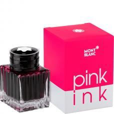 Розовые чернила во флаконе Montblanc Pink ink 30 мл