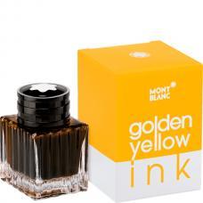 Желтые чернила во флаконе Montblanc Golden Yellow, 30 Мл