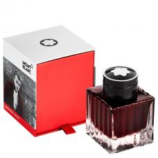 Красные чернила Montblanc Ink Bottle 50 ml James Dean Rebel Red
