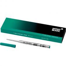 Зеленый стержень для шариковой ручки Montblanc Fortune Green M