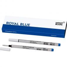 110150 Синий стержень Montblanc Refill Fineliner Royal Blue M