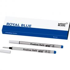 105171 Синий стержень Montblanc Refill Fineliner Royal Blue B
