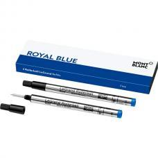 105167 Синий стержень Montblanc LeGrand Rollerball Royal Blue F