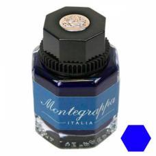 Синие чернила во флаконе Montegrappa Ink Bottle in Blue 42 мл