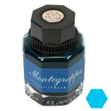 Бирюзовые чернила во флаконе Montegrappa Ink Bottle in Turquoise 42 мл