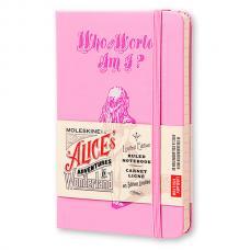 Блокнот Moleskine ALICE IN WONDERLAND (Алиса в Стране чудес) POCKET 90 х 140 мм