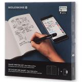 Набор Moleskine Smart Writing Set (ручка Pen+ и блокнот в точку)
