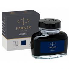 Темно-синие чернила Parker Quink Blue Black 57мл во флаконе