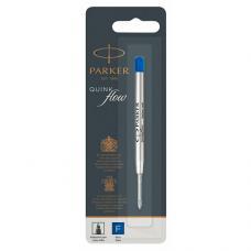 Синий шариковый стержень Parker Ball Pen Refill QuinkFlow Premium F Blue