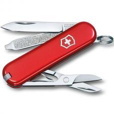 Нож-брелок Victorinox (Викторинокс) Classic Red