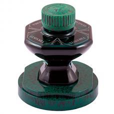Зеленые чернила во флаконе Visconti Green ink 60мл