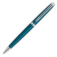 Шариковая ручка Waterman (Ватерман) Hemisphere Metallic Blue СТ
