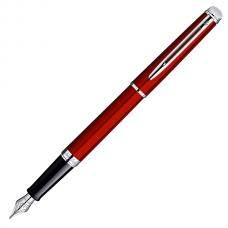 Перьевая ручка Waterman (Ватерман) Hemisphere Red Comet CT M