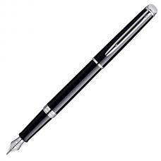 Перьевая ручка Waterman (Ватерман) Hemisphere Mars Black CT F