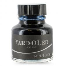 Темно-синие чернила во флаконе Yard-O-Led Bottled Ink Blue-Black