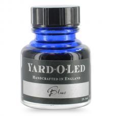 Синие чернила во флаконе Yard-O-Led Bottled Ink Blue