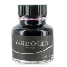 Бордовые чернила во флаконе Yard-O-Led Bottled Ink Claret