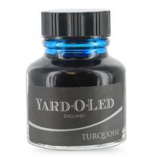 Бирюзовые чернила во флаконе Yard-O-Led Bottled Ink Turquoise